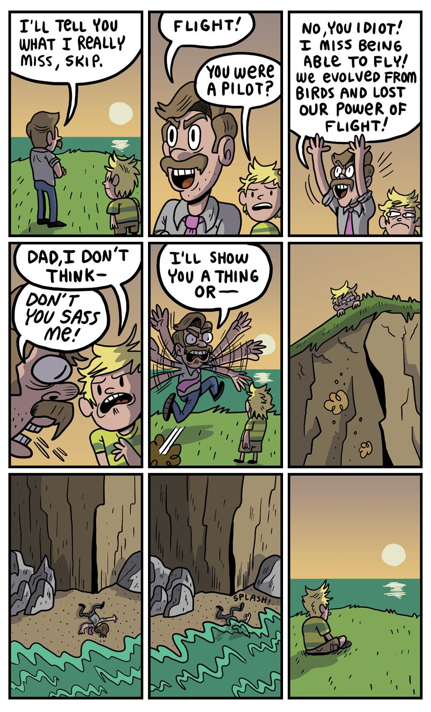 Guest Comic: KC Green!