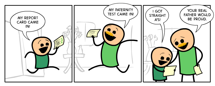 Guest Comic: Rob of Cyanide and Happiness!